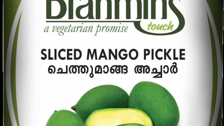 Brahmins Sliced Mango Pickle 300G