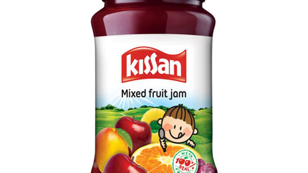 Kissan Mix Fruit Jam 500g