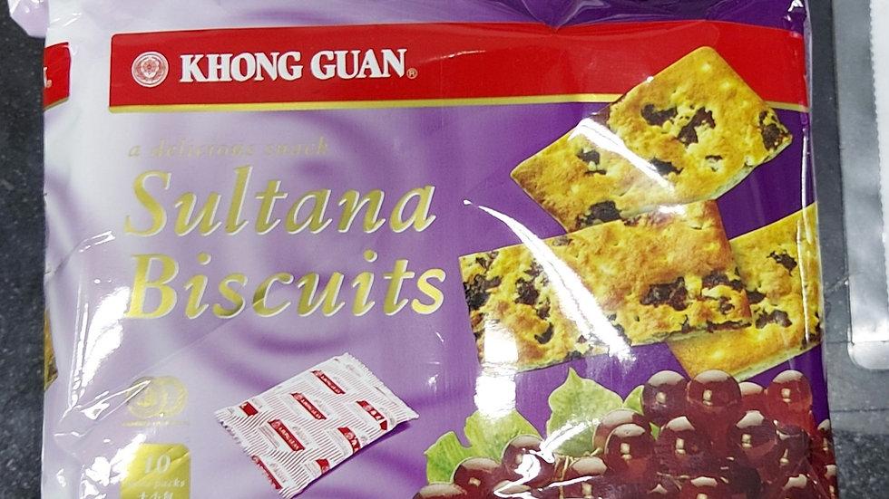 Khong Guan Sultana Biscuits