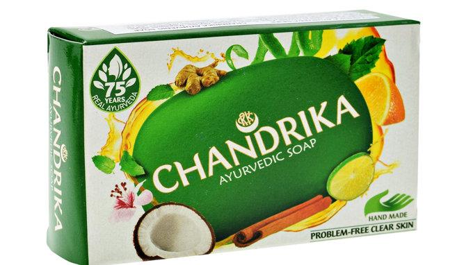Chandrika Ayurvedic Soap (125gm