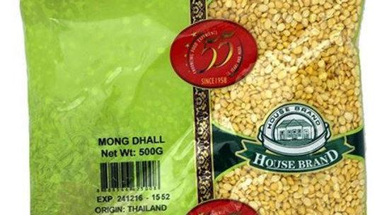 House Brand MONG DHALL 500G
