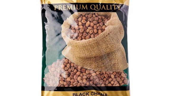 Kitchen Xpress Black Chana 1KG Chickpeas