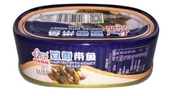 Gulong Hairtail with Kidney Beans 120G