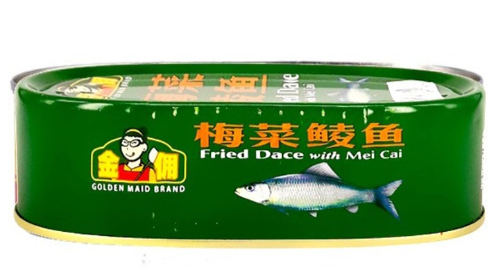 Golden Maid Brand Fried Dace With Preserved Vegetable 184G