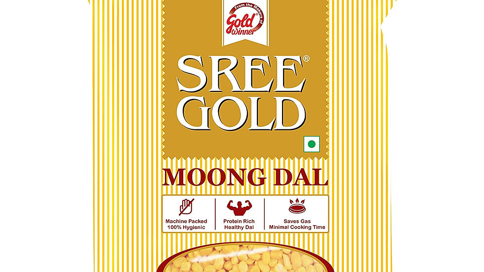 Gold Winner Moong Dal 500G