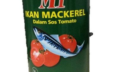 M1 Mackerel in Tomato Sauce 425G