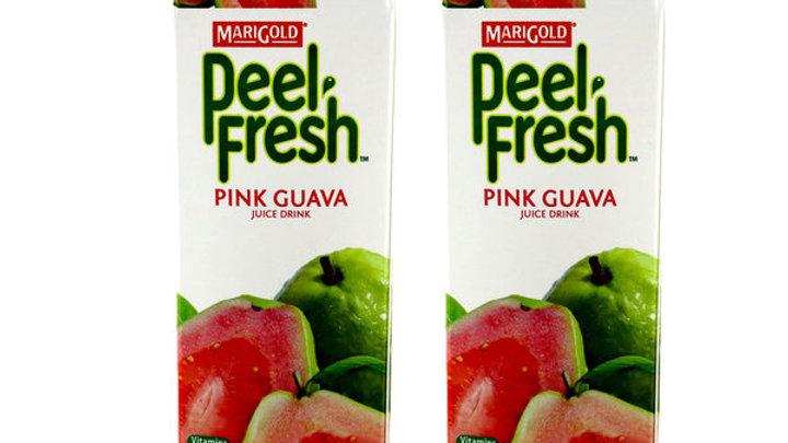 Marigold Peel Fresh Juice - Pink Guava 1L
