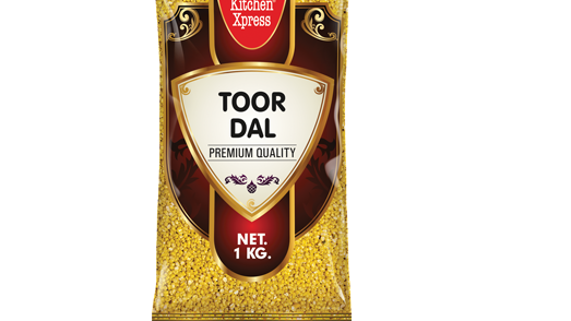 KITCHEN EXPRESS TOOR DHAL 1KG