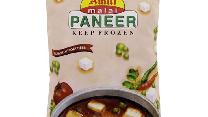 AMUL PANEER DICED CUBES 1KG