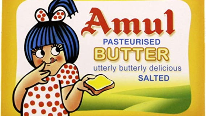 Amul Butter - Salted 100G