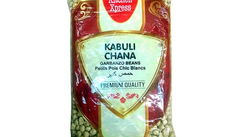 KITCHEN EXPRESS  KABULI CHANA 1KG