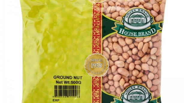 House Brand Ground Nut 500G
