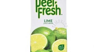 Marigold Peel Fresh Juice - Lime 1L