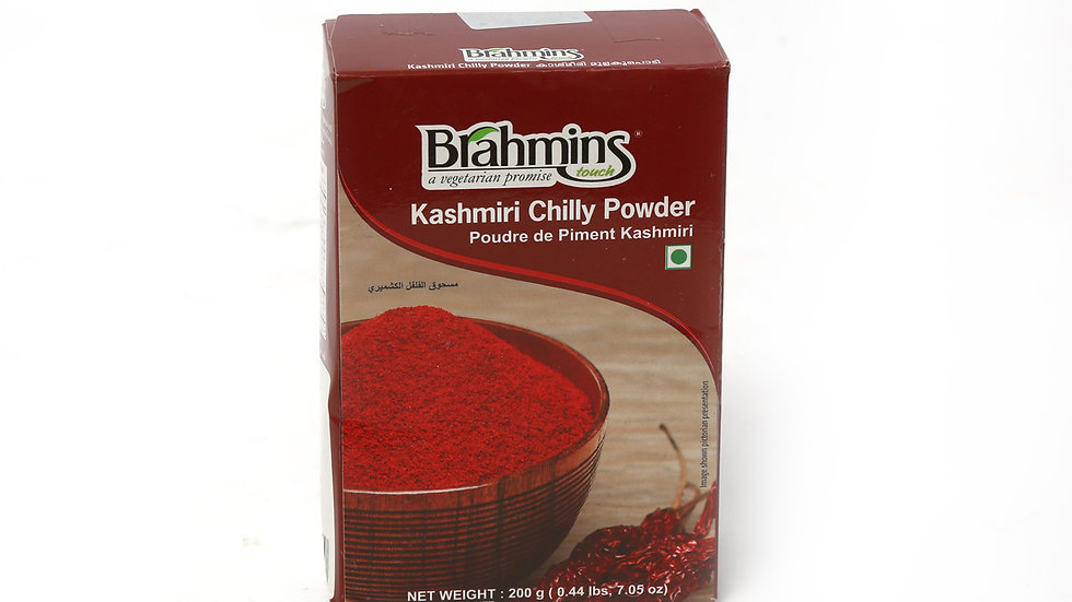 Brahmins Kashmiry Chilly  Powder 200G