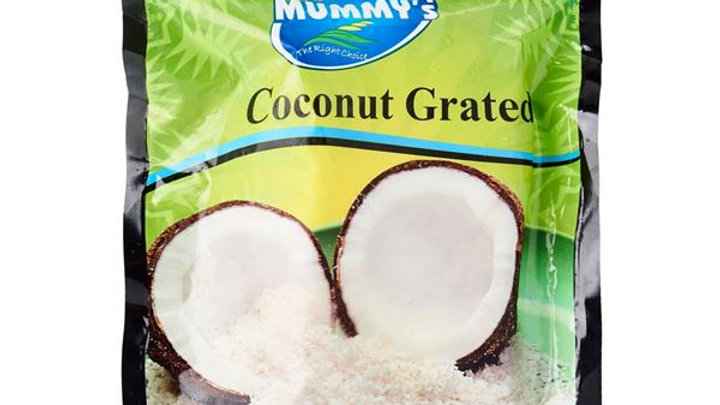 MUMMY'S PREMIUM GRATED COCONUT 150G