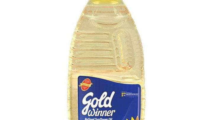 Gold Winner Sunflower Oil 2L