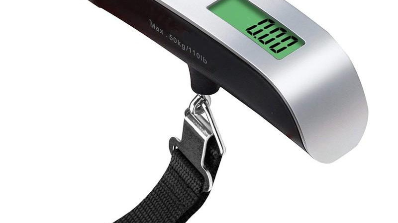 Digital 50KG Electronic Luggage Scale