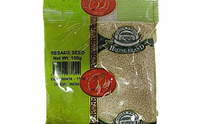 House Brand Sesame Seeds 100g