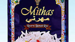 MITHAS BASMATI RICE 5KG