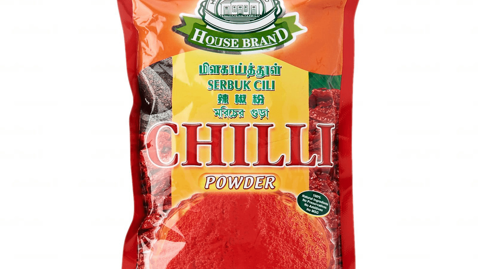 House Brand Chilli Powder 125G