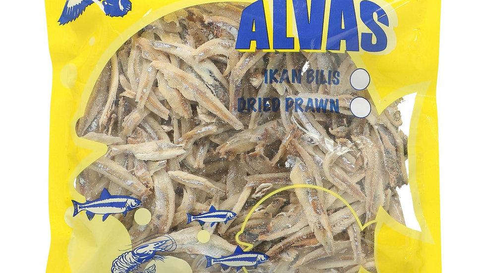 Alvas Ikan Bilis 100G
