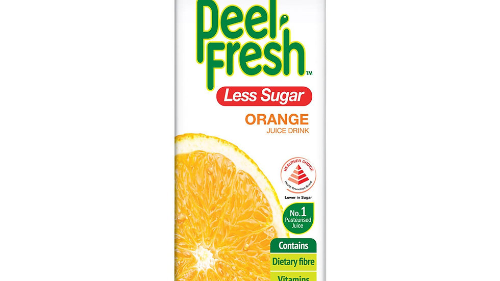 Marigold PeelFresh Orange Less Sugar 1L