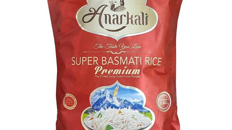Anarkali Basmati Rice 1Kg