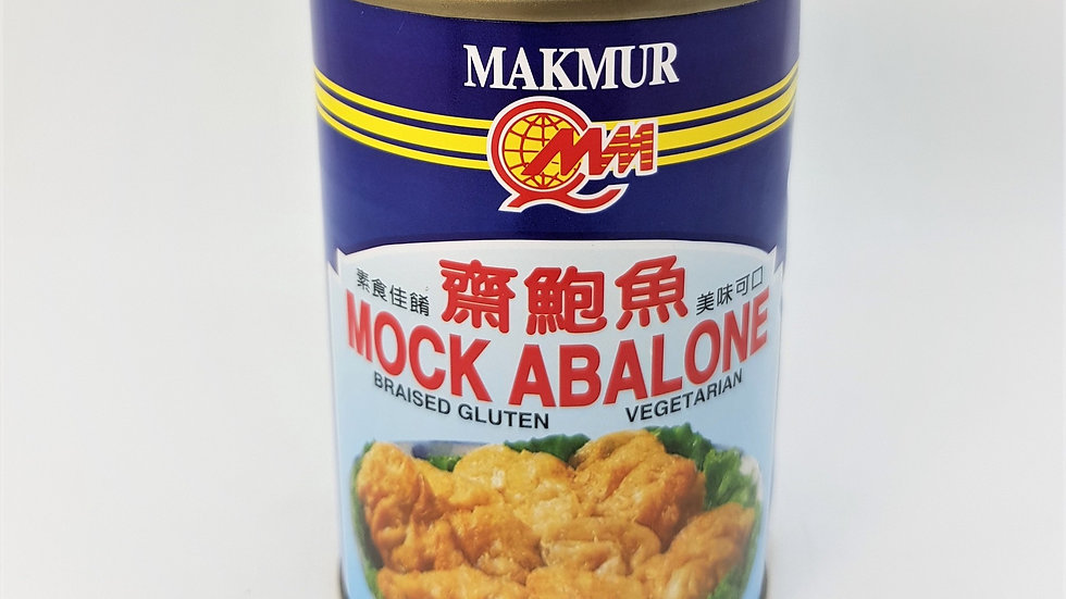 MM Mock Abalone Braised Gluten Vegetarian 285g