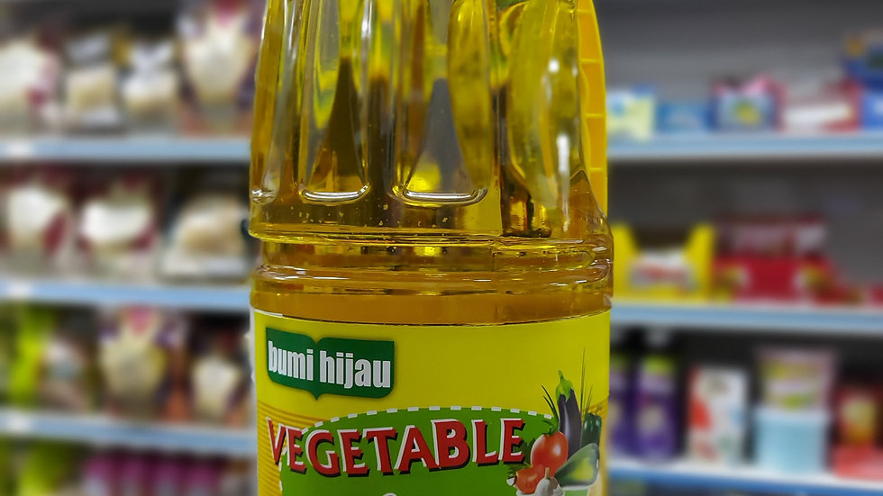 BUMI HIJAU VEGETABLE COOKING OIL 2L
