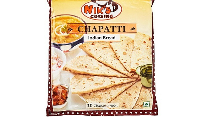 Niks Chapathi 400g 10pcs