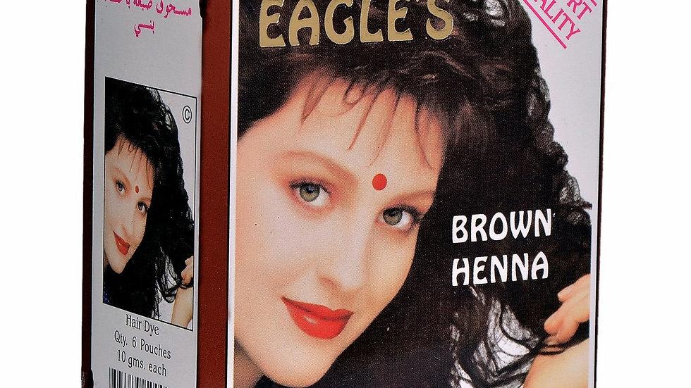 Eagle Brown Henna