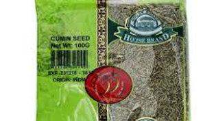 House Brand CUMIN SEED 100G