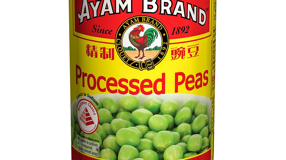 Ayam Brand Processed Peas 425G