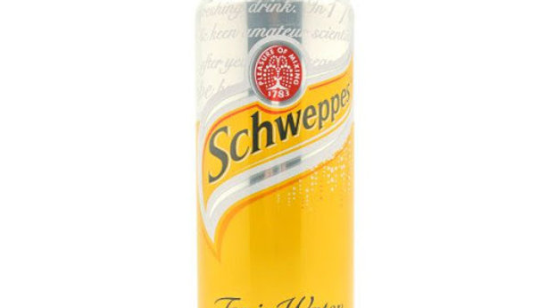 Schweppes Tonic Water 320ml