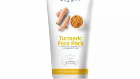 Sri Sri Ayurveda Turmeric Face Pack Face Cleanser 100G
