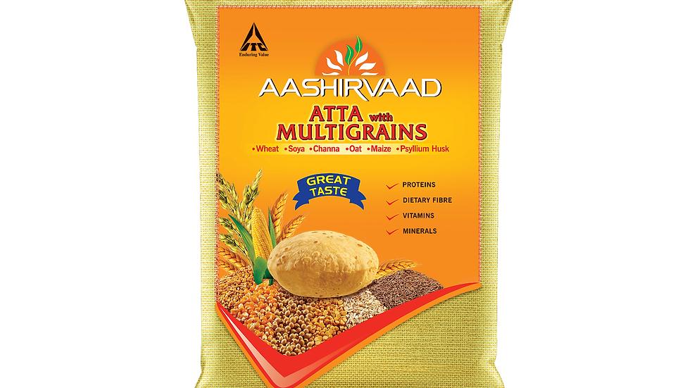 Ashirvaad Multigrain Atta 5KG