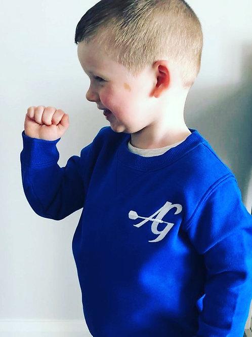 Kids achieve greatness jumper