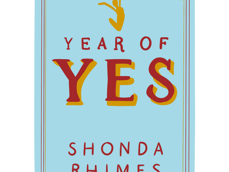 Year of Yes - January Book Club