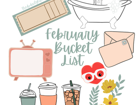 Planning February