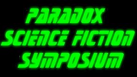Paradox Science Fiction Symposium logo