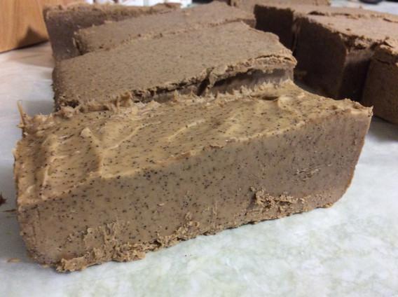 Mint Coffee Soap bar
