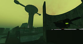 The Sci-Fi Museum and HUB on Second Life