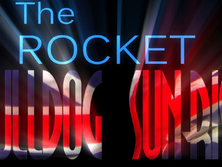 The Rocket: BULLDOG Sunrise (prologue) is back in post production (2019)