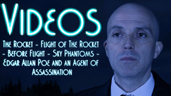 For the Flight of The Rocket website