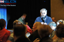Watching Sylvester at Anglicon by Andrew