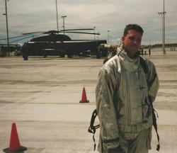 Joshua at Goodfellow AFB, TX (1996)
