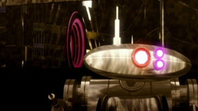 'Hitchcock' the Robot (Legend of the Three Systems)