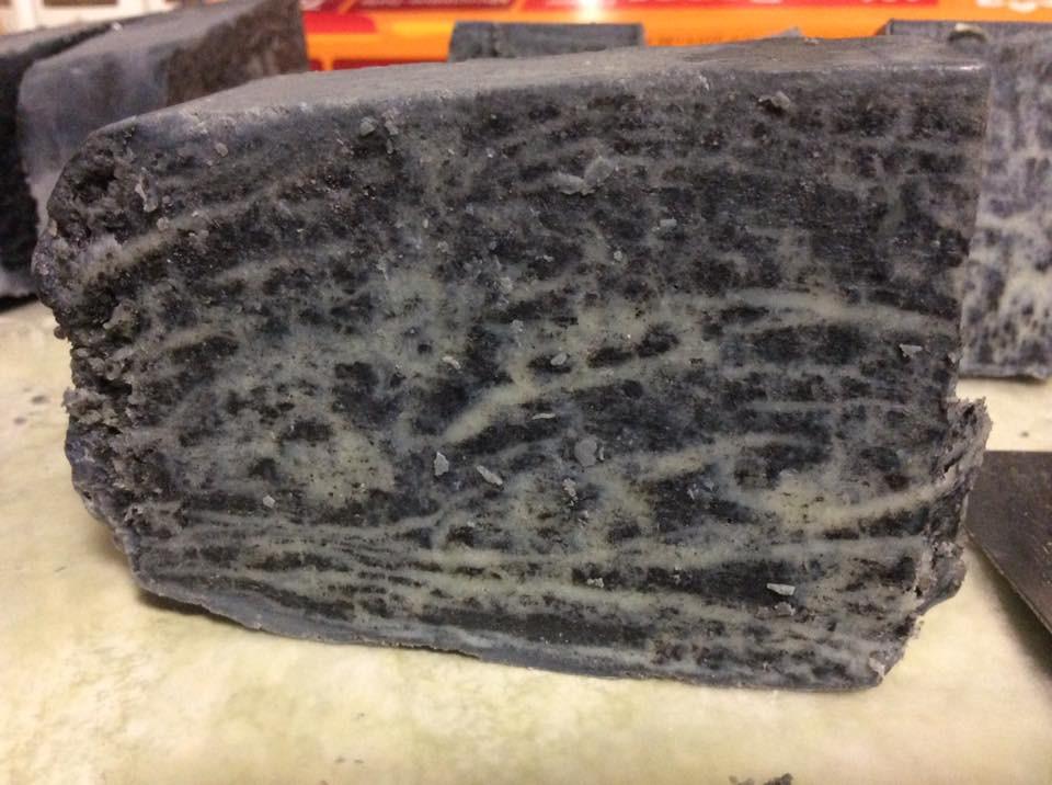 Dark Mint Soap Bar