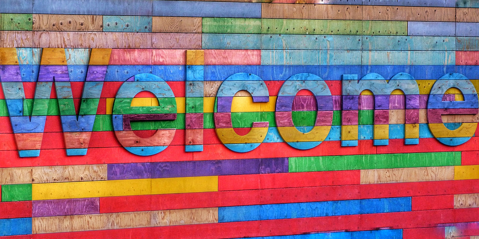 Welcome & Orientation - New Members