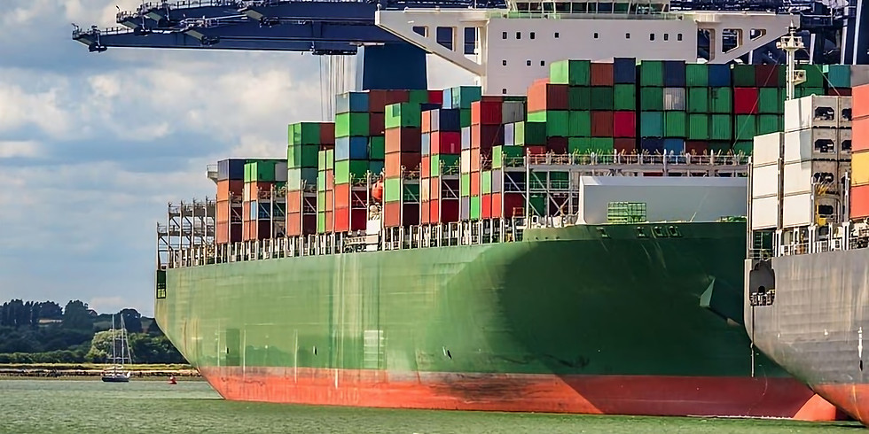 Can global trade be zero carbon? Lambeth and the shipping industry